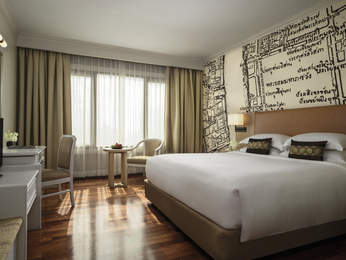 Chambres - Grand Mercure Bangkok Fortune