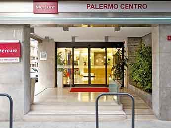Hotel Mercure Palermo Centro Palerme