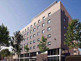 Hotel Ibis Centre Barcelone