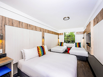 Kamers - ibis budget Sydney Airport