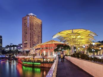 Hotel Novotel Singapore Clarke Quay Singapour