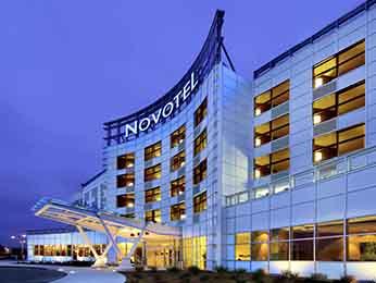 Hotel Novotel Montreal