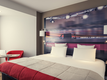 Rooms - Mercure Paris Porte de St Cloud Hotel