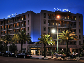 호텔 - Suite Novotel Marrakech