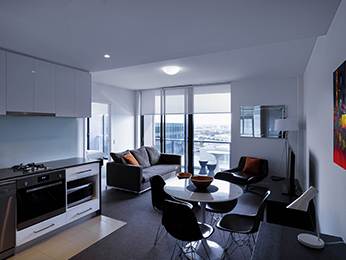 Camere - Grand Mercure Apartments Docklands