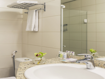 Rooms - Mercure Santos Hotel