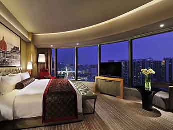 Rooms - Sofitel Guangzhou Sunrich