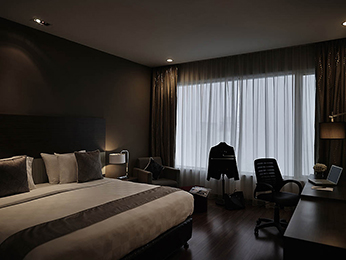 Rooms - Pullman Kuching