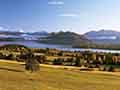Wanaka hotel - South Island, New Zealand