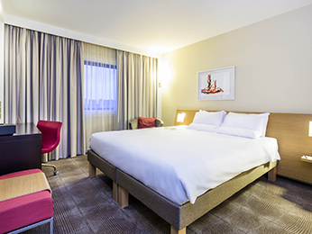 Zimmer - Novotel London Paddington