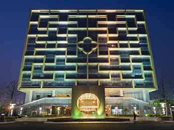 Hotel - Mercure Suzhou Park Hotel and Suites