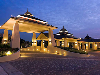 Hôtel - Novotel Chumphon Beach Resort and Golf
