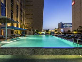 Novotel Deira City Centre Dubaï