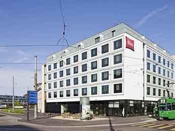 Hotel Ibis Basel Bahnhof Bâle
