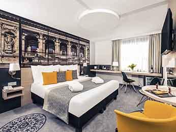 H tel budapest mercure budapest city center hotel for Aparthotel londres centre