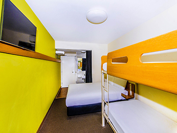 Rooms - ibis budget Sydney Olympic Park