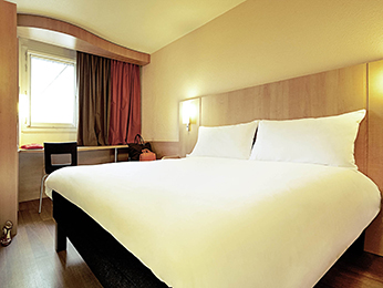 Rooms - ibis Bristol Temple Meads Quay