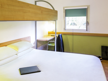 Chambres - ibis budget Derby