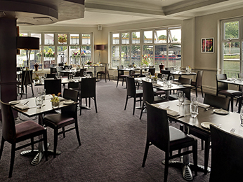 Restaurante - Mercure Londres Staines upon Támesis