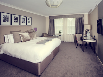 Las habitaciones - Mercure Aberdeen Ardoe House Hotel and Spa