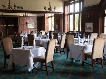 Restaurante - Mercure Shrewsbury Albrighton Hall Hotel and Spa