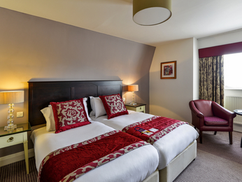 Kamers - Mercure Manchester Norton Grange Hotel and Spa