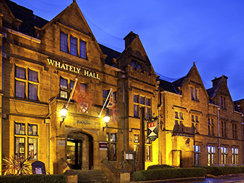 Mercure Banbury Whately Hall Hotel Banbury