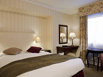 Las habitaciones - Mercure Banbury Whately Hall Hotel