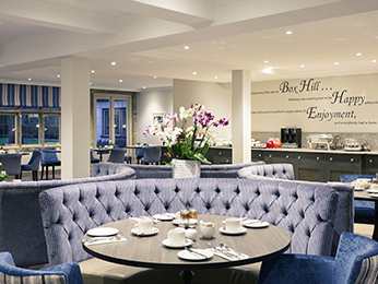 Ristorante - Mercure Box Hill Burford Bridge Hotel