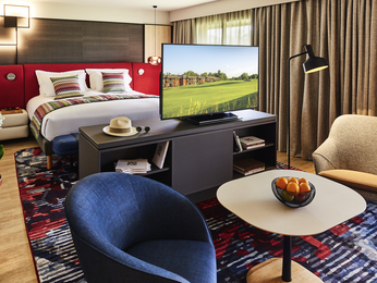 Chambres - Golf du Medoc Hotel et Spa - MGallery Collection