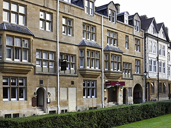 Hôtel - Mercure Oxford Eastgate Hotel