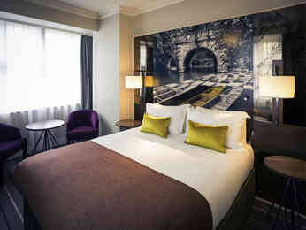 Rooms - Mercure Oxford Eastgate Hotel