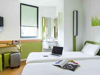Rooms - ibis budget Leuven Centrum