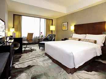 Chambres - Grand Mercure Beijing Central