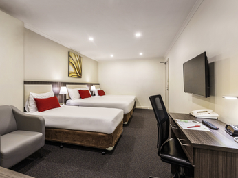 Chambres - ibis Styles Kingsgate Hotel