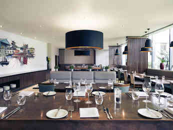 Restaurant - Mercure Bristol Holland House Hotel and Spa