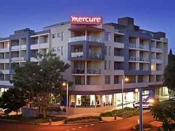 Hôtel - Mercure Centro Port Macquarie
