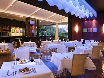 Restaurant - all seasons Naiharn Phuket