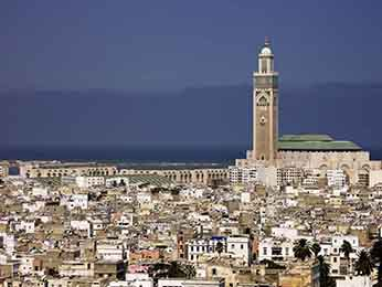 Destination - Sofitel Casablanca Tour Blanche