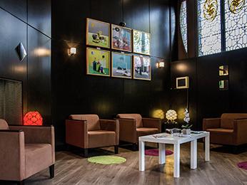 Hotel ibis Styles Metz Centre Gare Metz