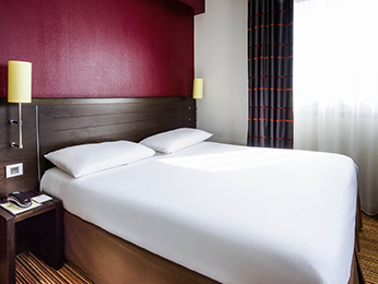 Rooms - ibis Styles Nantes Centre Place Royale