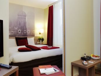 Hotel - Aparthotel Adagio Munique City