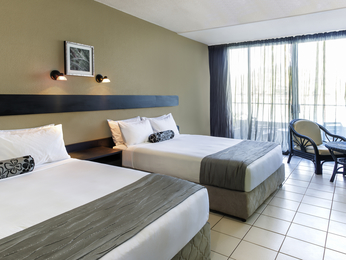 Rooms - Novotel Suva Lami Bay