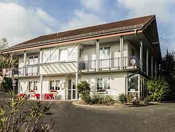 hotel in melsungen ibis hotel kassel melsungen buchen. Black Bedroom Furniture Sets. Home Design Ideas