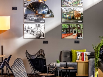 Bar - ibis Styles Dortmund West