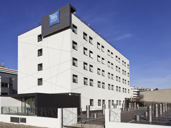 Hotel - ibis budget Madrid Vallecas