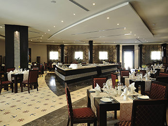 Restaurant - Mercure Value Riyadh Hotel