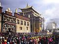 Shangri la hotel - Yunnan