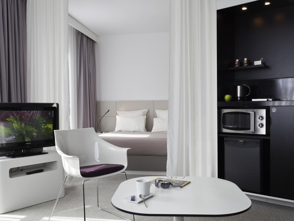 Novotel Suites Paris Issy les Moulineaux Issy les Moulineaux