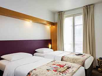 Rooms - ibis Styles Paris Voltaire Republique